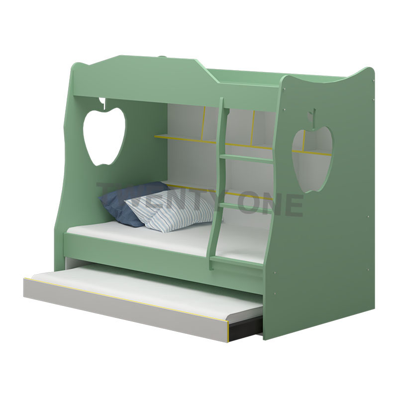 DAISY CHILDREN BED MODEL 1 (with pullout/with drawer available)