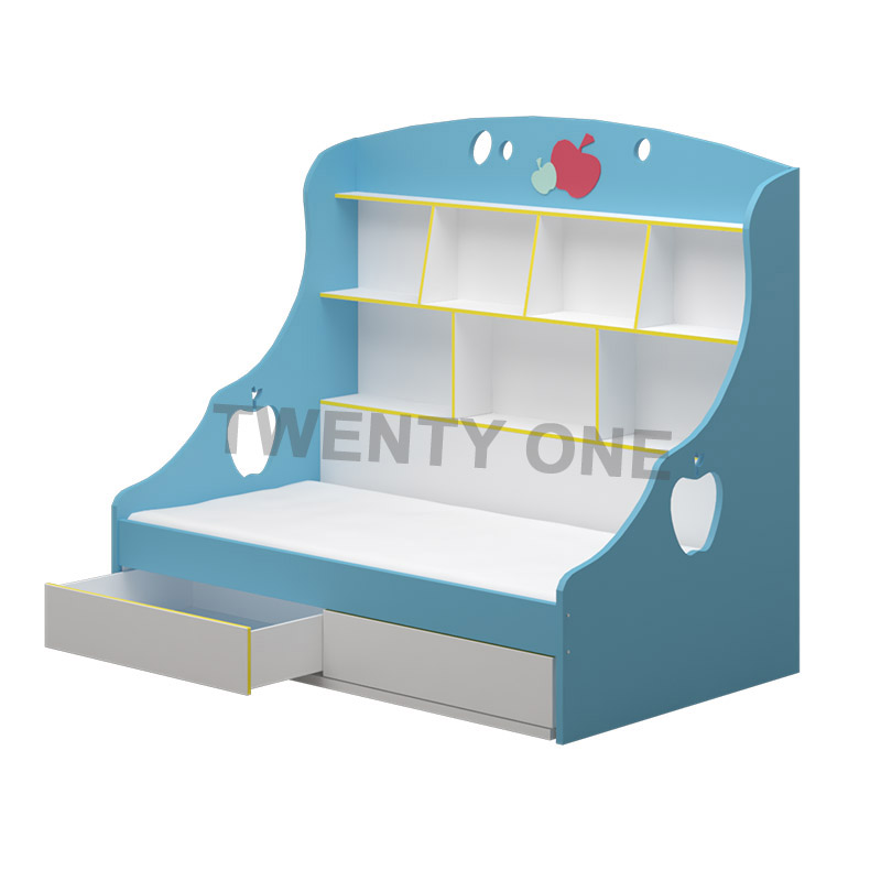 CARTER CHILDREN BED MODEL (with drawer/with pullout available)