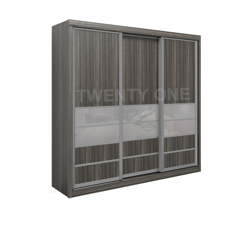 PEPPY MODULAR WARDROBE MODEL 2