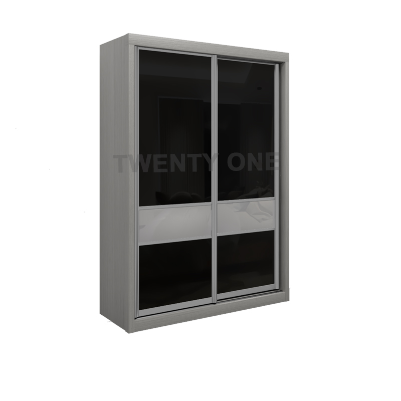 CADO MODULAR WARDROBE FULL MIRROR MODEL 1