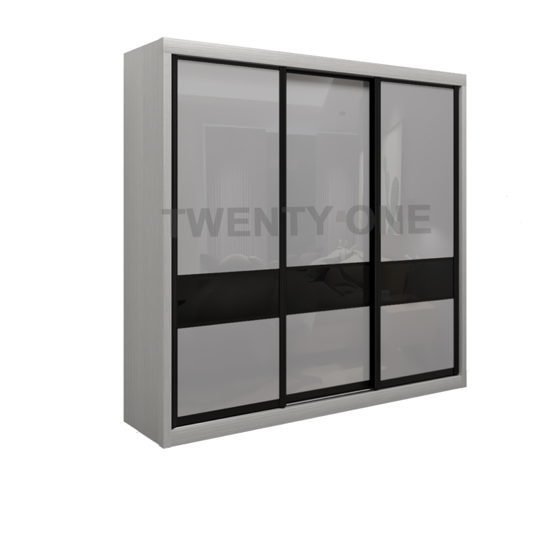CADO MODULAR WARDROBE FULL MIRROR MODEL 2