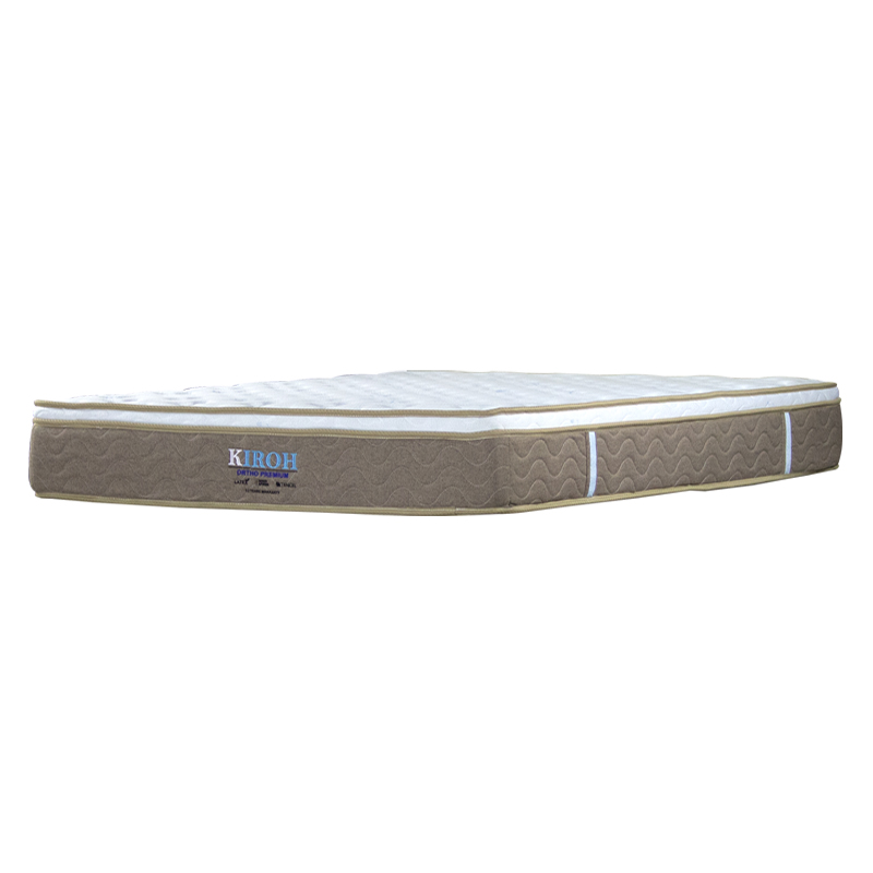 KIROH ORTHO PREMIUM BONNELL SPRING MATTRESS 10 INCH