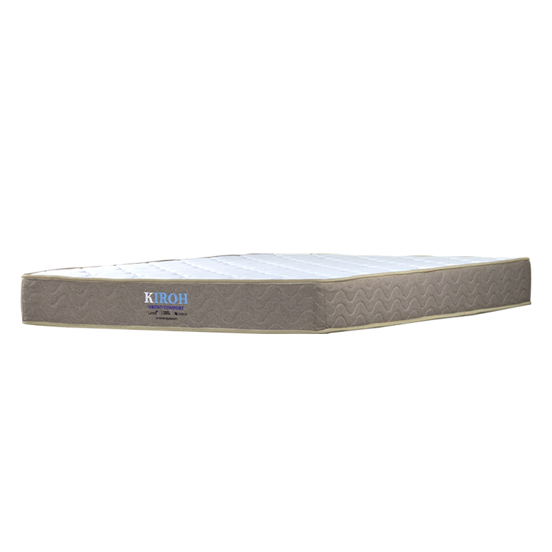 KIROH ORTHO COMFORT BONNELL SPRING MATTRESS 8 INCH