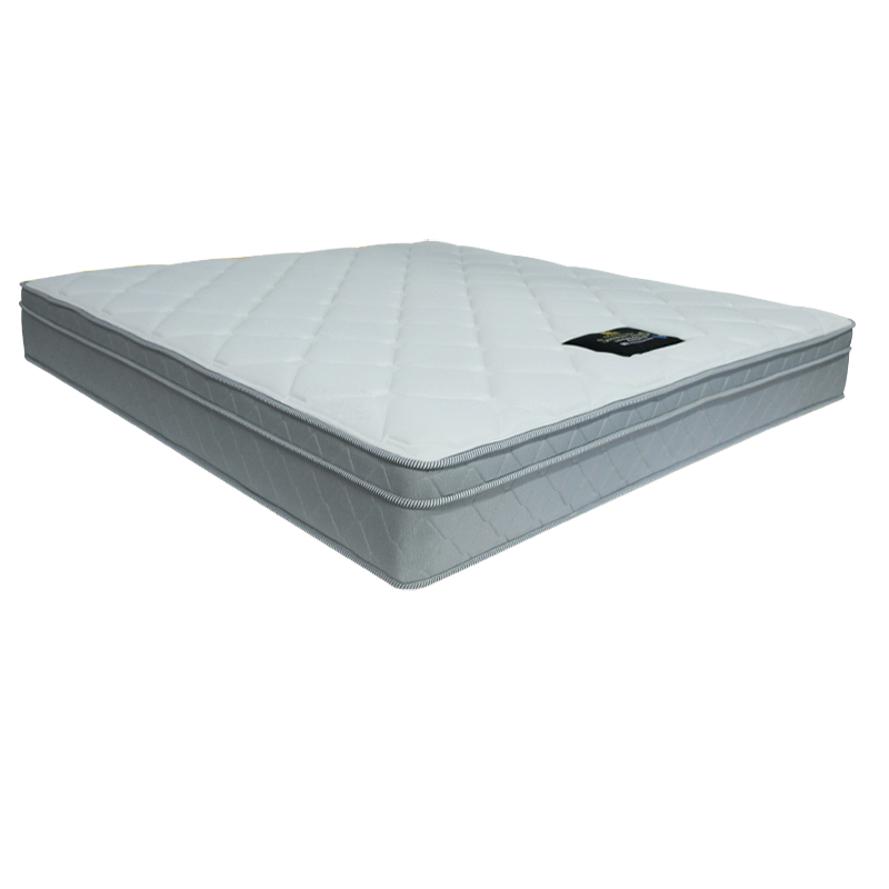 MAXCOIL  SUMMER ISLAND INDIVIDUAL POCKETED  SPRING WITH  PLUSH EURO TOP MATTRESS 10 INCH