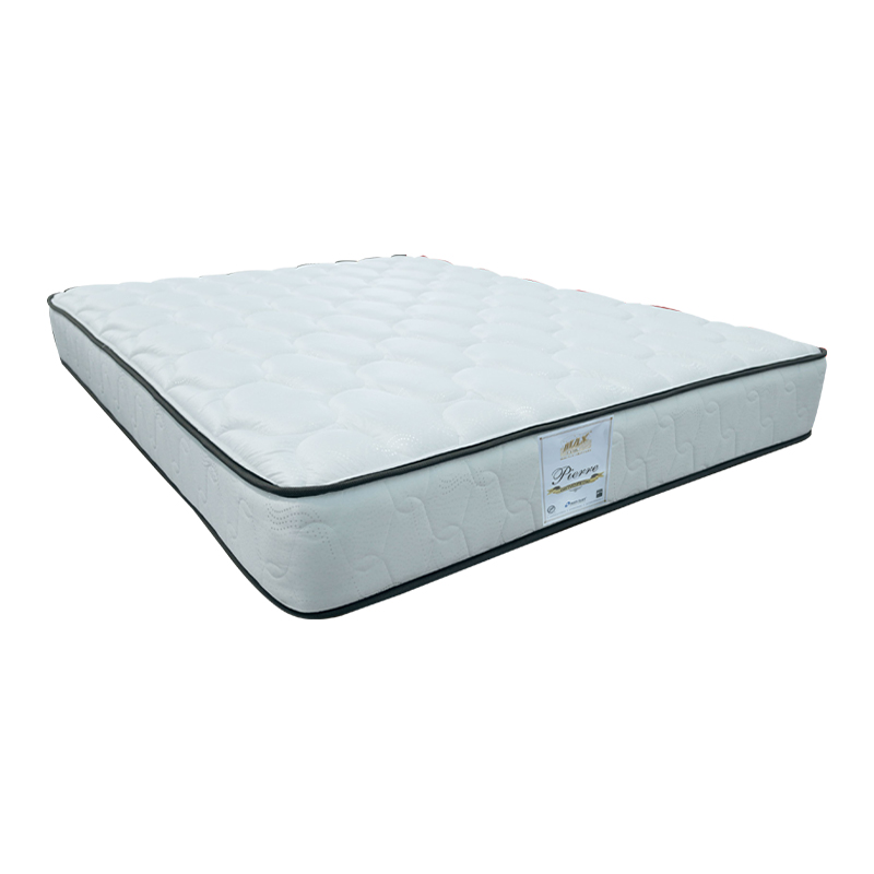 MAXCOIL PIERRE PREMIUM PLUSH TOPPED SPRING MATTRESS 10 INCH