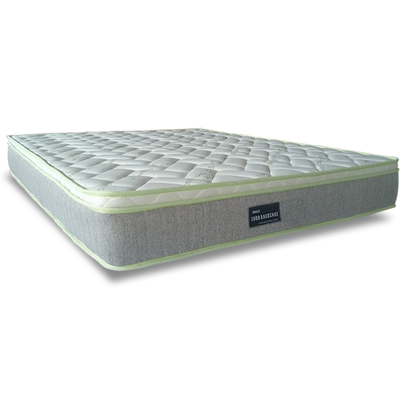 SNOOZE  EURO BACK CARE LATEX BONNELL SPRING MATTRESS