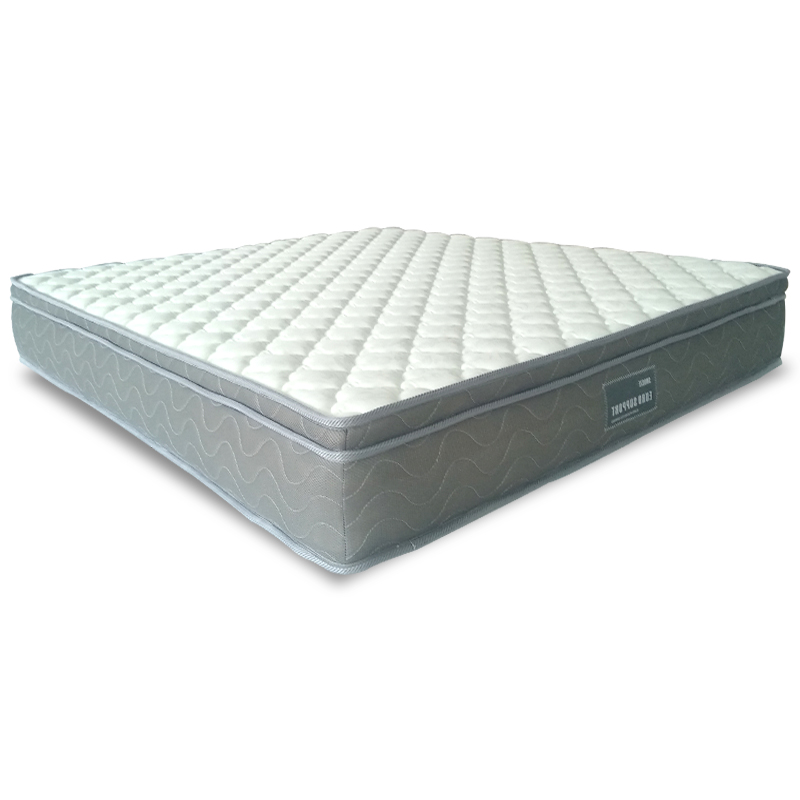SNOOZE EURO TOP POCKETED SPRING MATTRESS 10 INCH