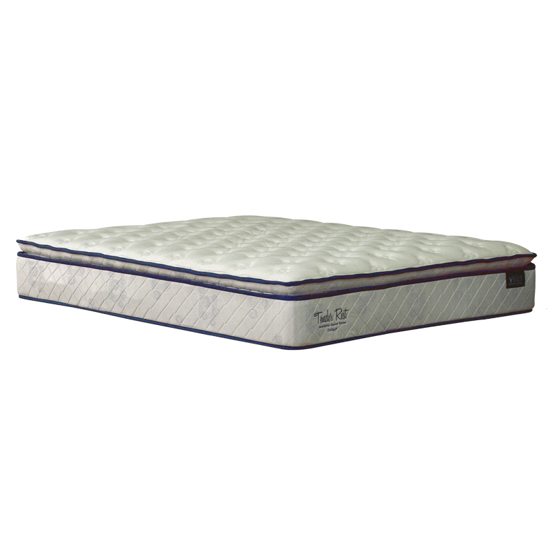 VIRO TENDER REST LUXURY PILLOW TOP SPRING MATTRESS 12 INCH