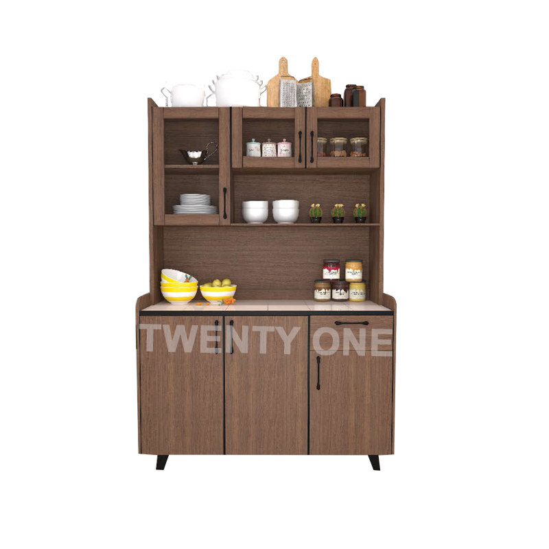 ALMORA KITCHEN CABINET 4 FEET A