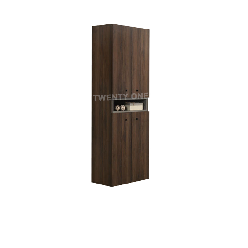 LUCAS WALL MOUNTED SHOE CABINET WITH TOP