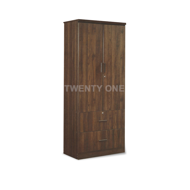 ASTER OPEN DOOR WARDROBE MODEL 2
