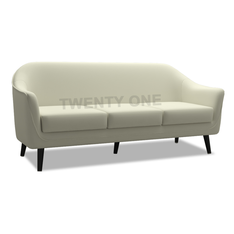 ALTO FAUX LEATHER SEATER  SOFA