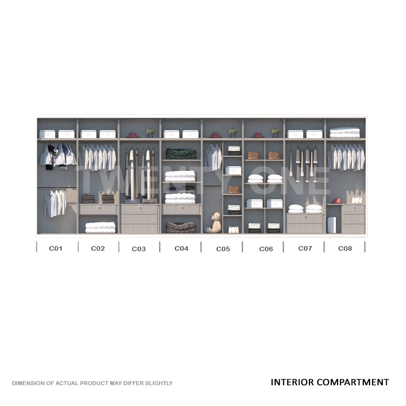 WARDROBE COMPARTMENT